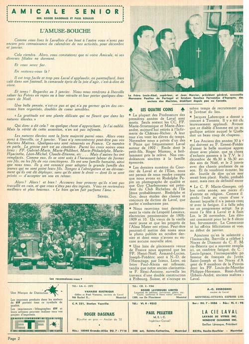 lavallois - dec. 1961-2