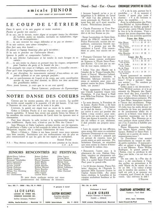 lavallois - fev 1963-4