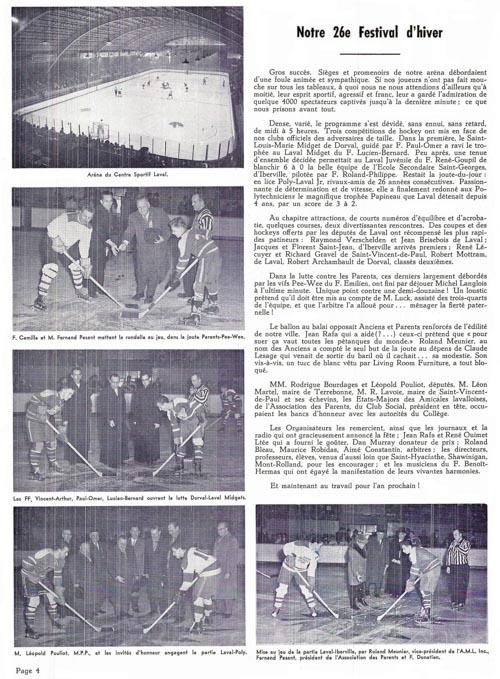 lavallois - fev-mars 1960-1