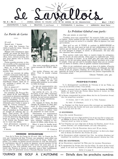 lavallois - mai 1961-1