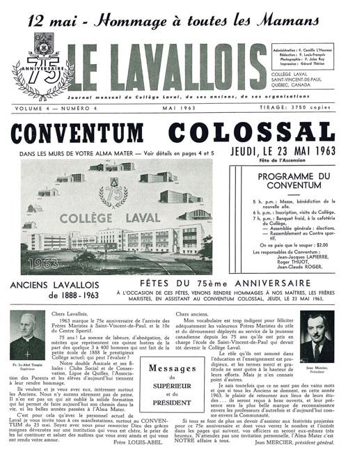 lavallois - mai 1963-1