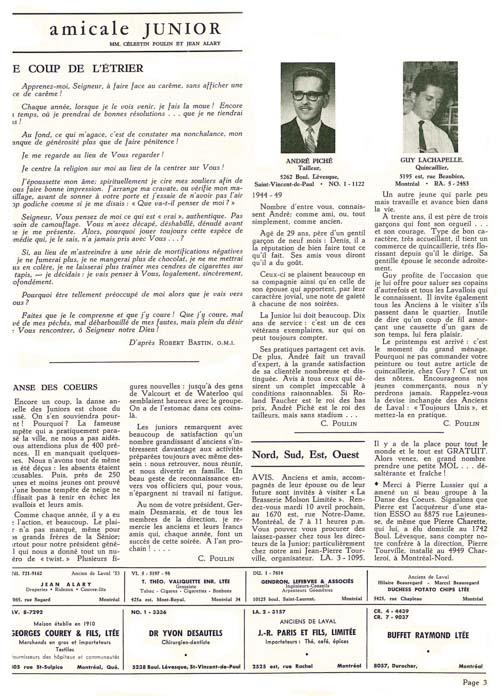 lavallois - mars 1962-3