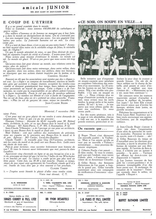 lavallois - nov 1962-3