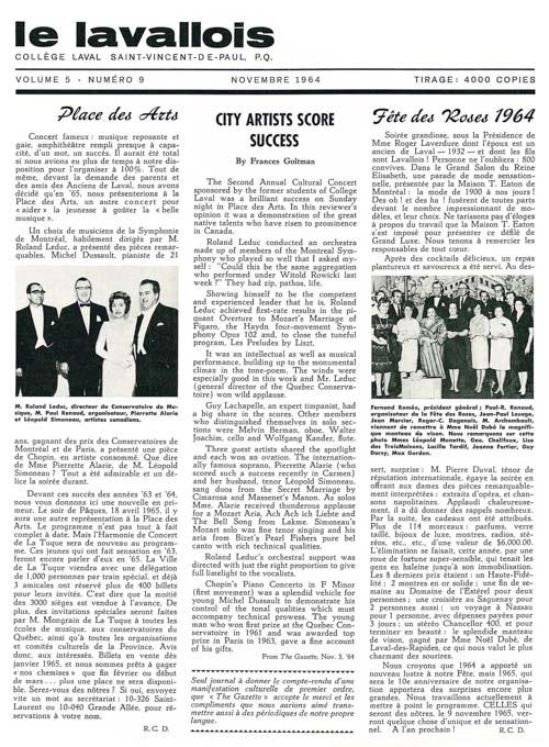 lavallois - nov. 1964-1
